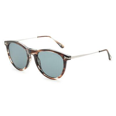 Tom Ford Unisex Kellan FT0626-50W 53 Gradient Blue Lens (Tom Ford Sunglasses Blue Lenses)