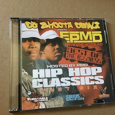 DJ Smooth Denali BEST OF EPMD Hip Hop Classics #6 NYC Hip Hop Mixtape Mix