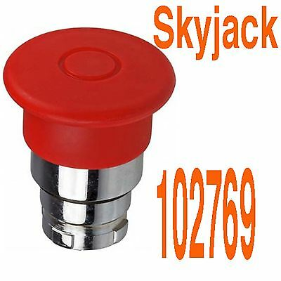 New Skyjack Emergency Stop Button Skyjack 102769 - Genuine