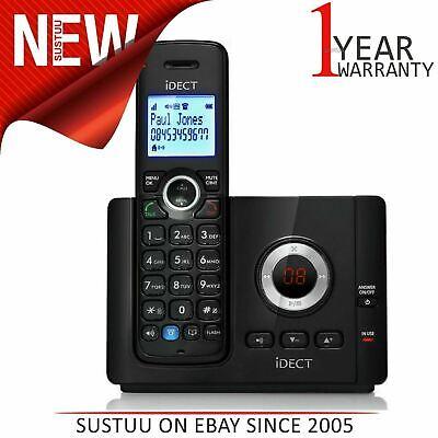 Binatone iDECT Vantage 9325 Home Phone│Call Blocker│Sing