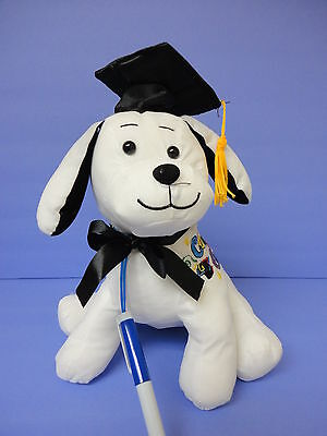 Graduation Autograph Hound Dog Toys Class Graduate Student Party New Gift Love