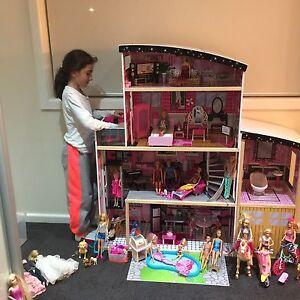 Barbie doll house Greenacre Bankstown Area Preview
