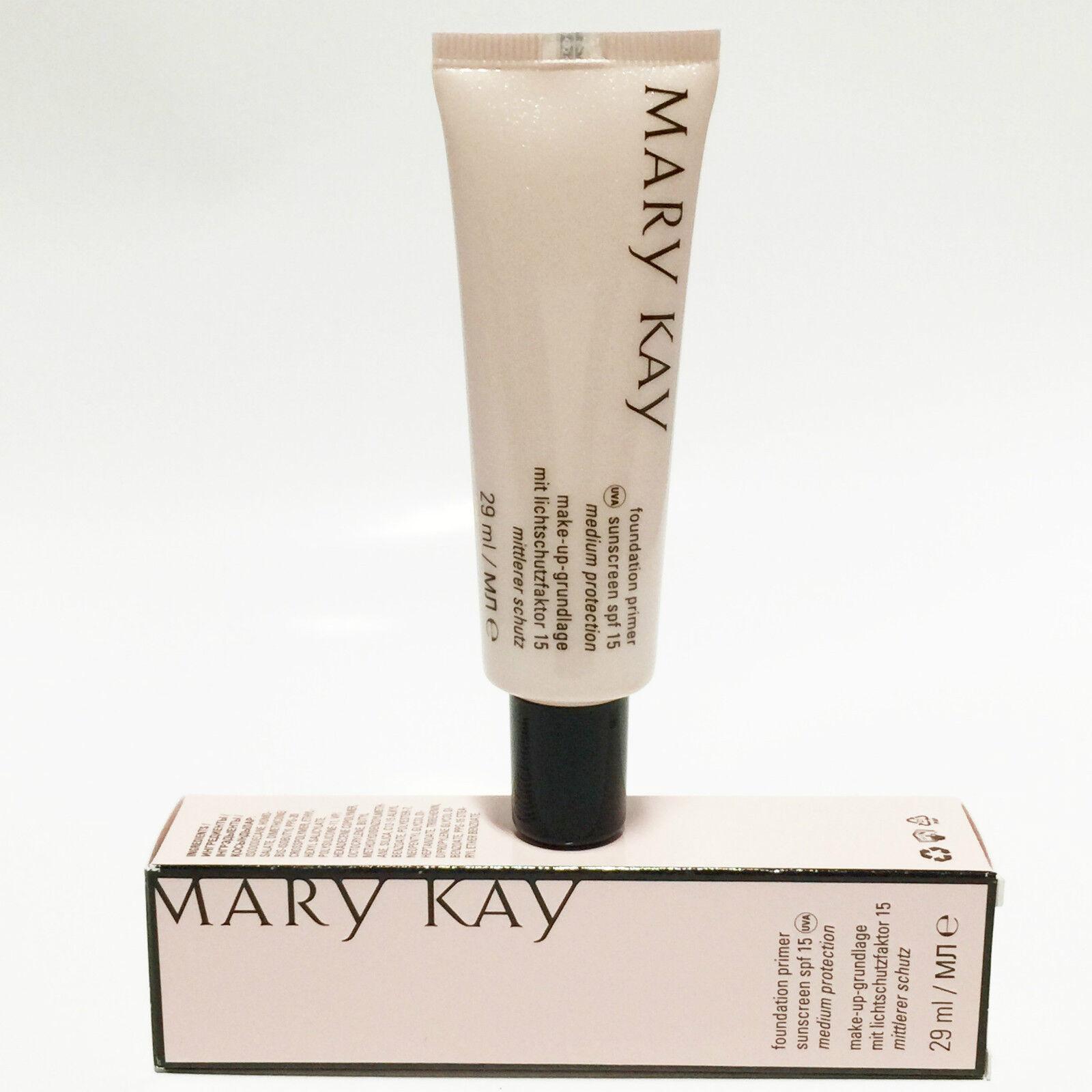 Mary Kay FOUNDATION PRIMER SPF 15, Neu & OVP
