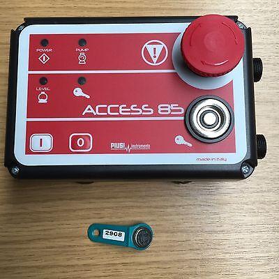 Piusi Access 85 Pump Control