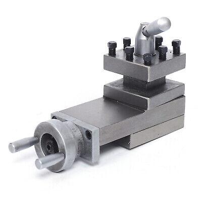 180mm Swing Bench Lathe Tool Holder Wm180v Metric Tool Slide Compound Sale