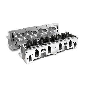 Assembled Aluminum Cylinder Heads Holden 253 304 308 195cc 64cc 2.02/1.60