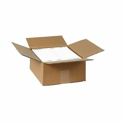 Avery Laser Printer White Shipping Labels - 5.50 Width X 8.50 Length - 1000