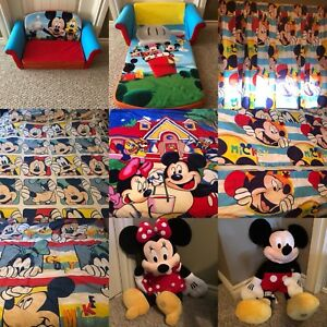 Disney Mickey Mouse Lot