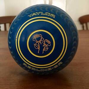 Taylor Redline-SR Lawn Bowls with ComfitPro carry bag Double Bay Eastern Suburbs Preview