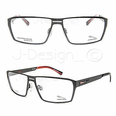 JAGUAR Mod.33801-420 MfL Eyeglasses Rx Eyewear - Made in Germany - New Authentic
