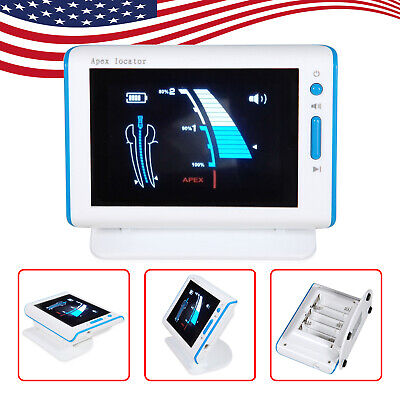 Dental Apex Locator Root Canal Finder 4.5 Endodontics Lcd Display Fit Dte Dpex