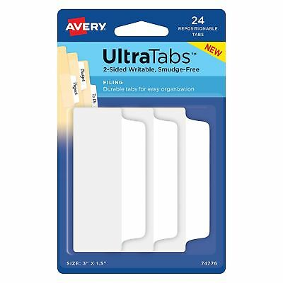 Avery Filing Ultra Tabs Ave-74776 Ave74776