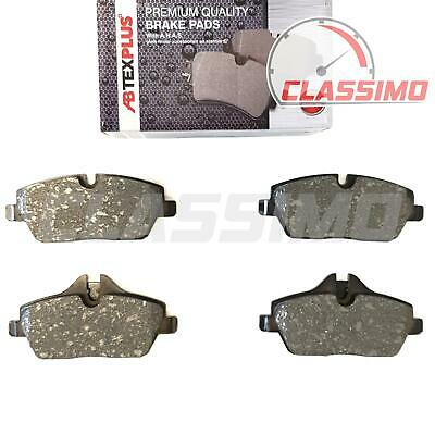 Front Brake Pads for BMW 1 Series E81 E82 E87 E88 - 116i 116d 118i 118d- 2004-13