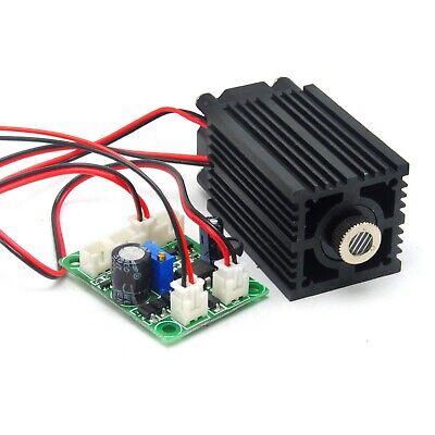 980nm 100mw Line Ir Infrared Focusable Laser Diode Module 12v Driver Ttl