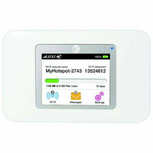 Netgear Unite Aircard 770S   Mobile Hotspot 4G LTE GSM Unlocked   White   HU