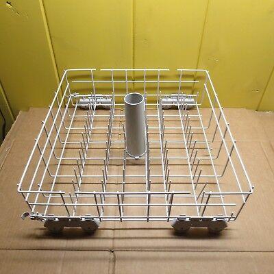 Whirlpool Dishwasher Lower Dishrack W10161215, 8193795, 1268578, 3368512