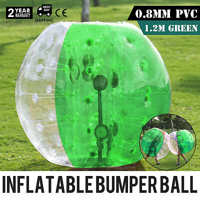 1 2M Human Knocker Ball Inflatable Bumper Bubble Soccer Zorb Ball For Adult