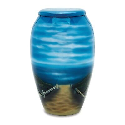 The Beach Adult Cremation Urn