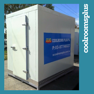 DIY Cold Room for Sale 2.4x1.8x2.4m & 2kw New Refrigeration Unit