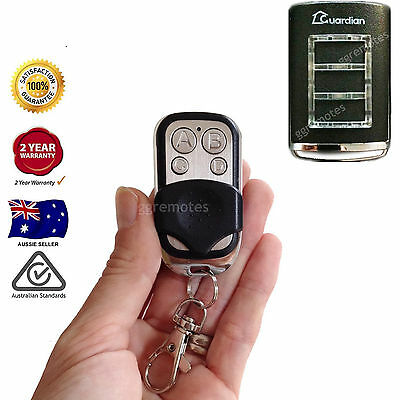 Garage Door Remote Control compatible with 3 button Guardian 2211-L HT3 433.92
