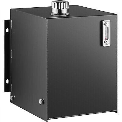 Hydraulic Reservoir Oil Tank Fuel Tank 15 Gal Steel With Filter Temp Gauge