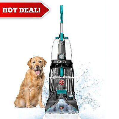 Hoover FH50250 Power Scrub Elite Carpet Cleaner w/ HeatForce (Turquoise)