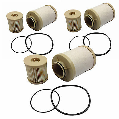 2003- 2007 Ford 6.0L Fuel Filter 3 sets of FD4616 Both Upper and Lower Filter