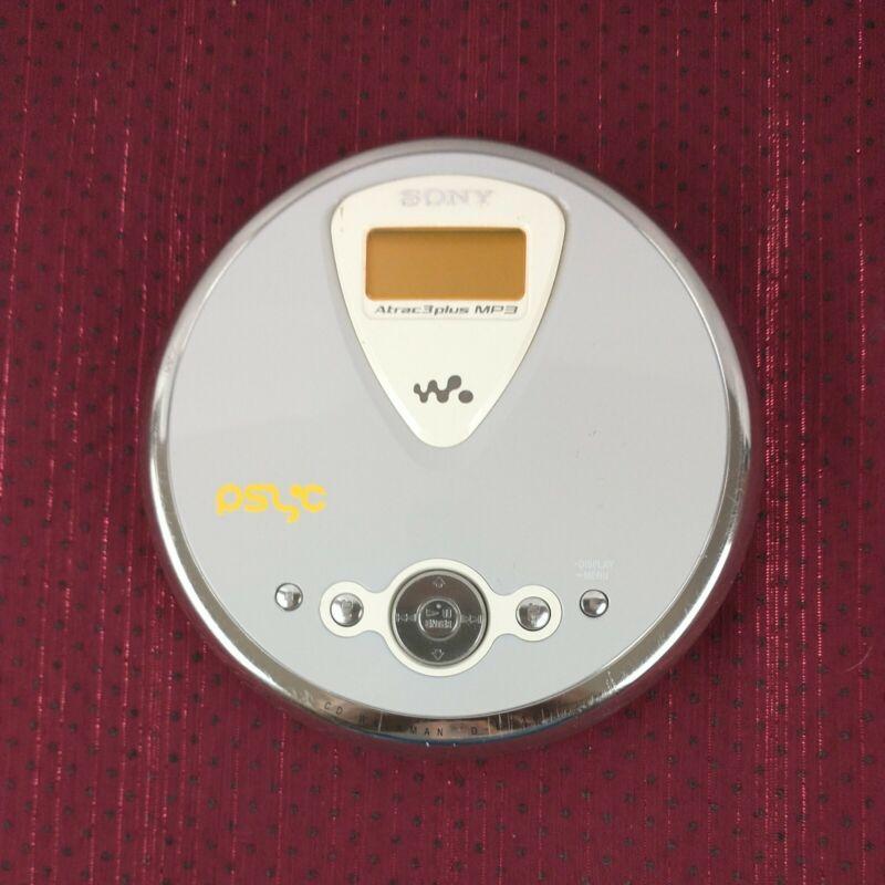 Sony Altrac MP3 Discman Portalbe CD Player Walkman D-NE300 - Tested