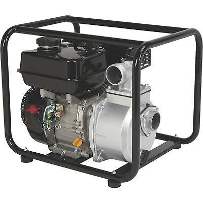 Ironton Semi-trash Water Pump 2in. Ports 7860 Gph 14in. Solids Capacity