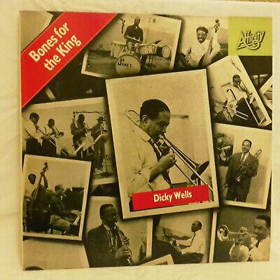 Dicky Wells - Bones For The King - Vinyl LP - 1,00 €