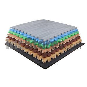incstores soft wood foam tiles trade show flooring exercise mats play floor ebay. Black Bedroom Furniture Sets. Home Design Ideas