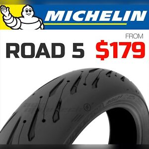 ✦ NEW ✦ Michelin Road 5 - WOW 40% OFF Introductory SALE PRICING