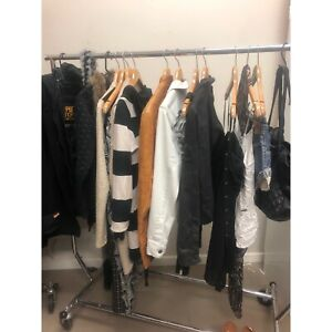 Entire wardrobe filled with labels Sunshine North Brimbank Area Preview