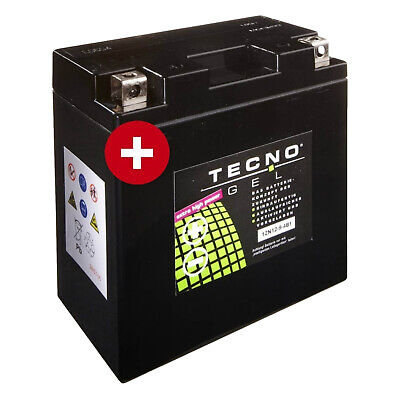 GEL-Bateria YB9-B Para Daelim Vl 125 Daystar Classic año 2002-2005 de Tecno