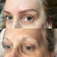 Micropigmentation Eyebrows, Eyeliner, and Lip