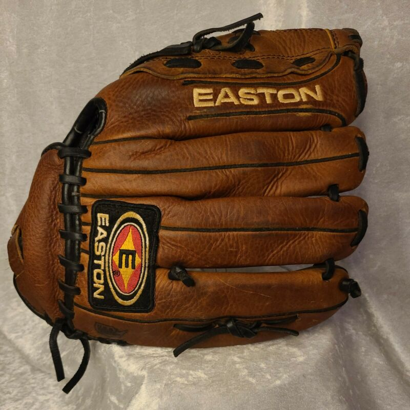 Easton NAT60 Tanned Leather Left Hand Throw Baseball Glove