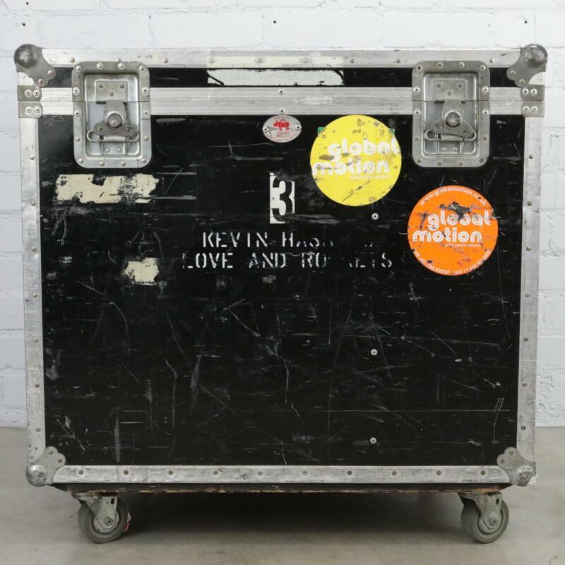 Jan-Al ATA Flight Road Trunk Medium Case w/ Wheels #41231