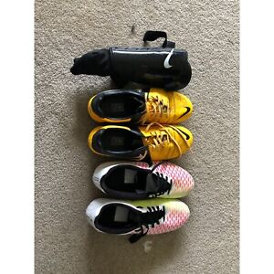 Size 10US football/soccer boots. Very cheap