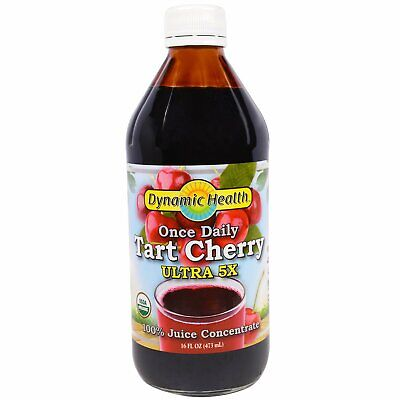 Dynamic Health  Laboratories  Once Daily Tart Cherry  Ultra 5X  100  -