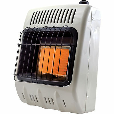 Radiant Wall Heater (Mr. Heater Natural Gas Vent-Free Radiant Wall Heater - 10,000 BTU #MHVFR10NG )