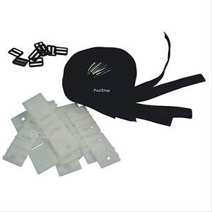 NEW POOL SOLAR BLANKET ROLLER REEL STRAP REPLACEMENT STRAP KIT Beldon Joondalup Area Preview