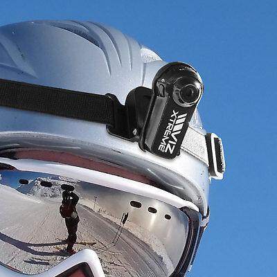 Action Mini Body-Camcorder Kamera HD Sprachsteuerung 4GB Micro SD Viz Xtreme