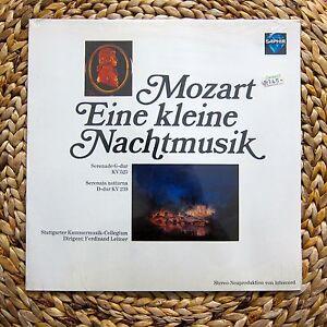BRAND-NEW-SEALED-LP-LEITNER-Mozart-Eine-kleine-Nachtmusik-SAPHIR