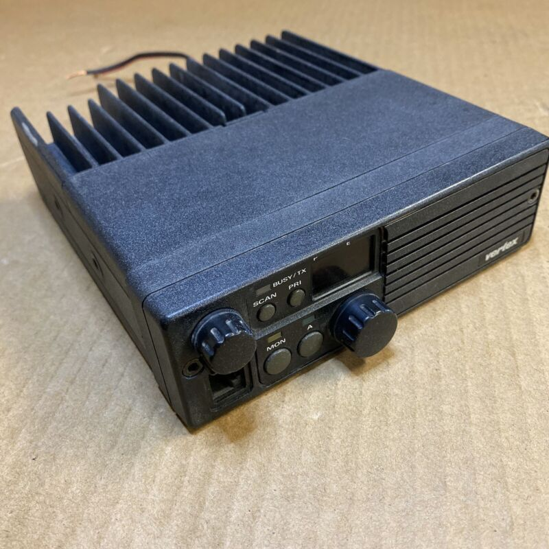 Vertex FTL-7011 UHF FM Transceiver Radio *TESTED*