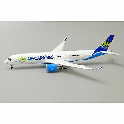 JC Wings 1/400 Air Caraibes Airbus A350 XWB Flaps Down LH4044A