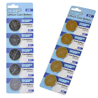 10 Pack Lithium Coin Battery for Canicom 200 Remote Electric Dog Collar