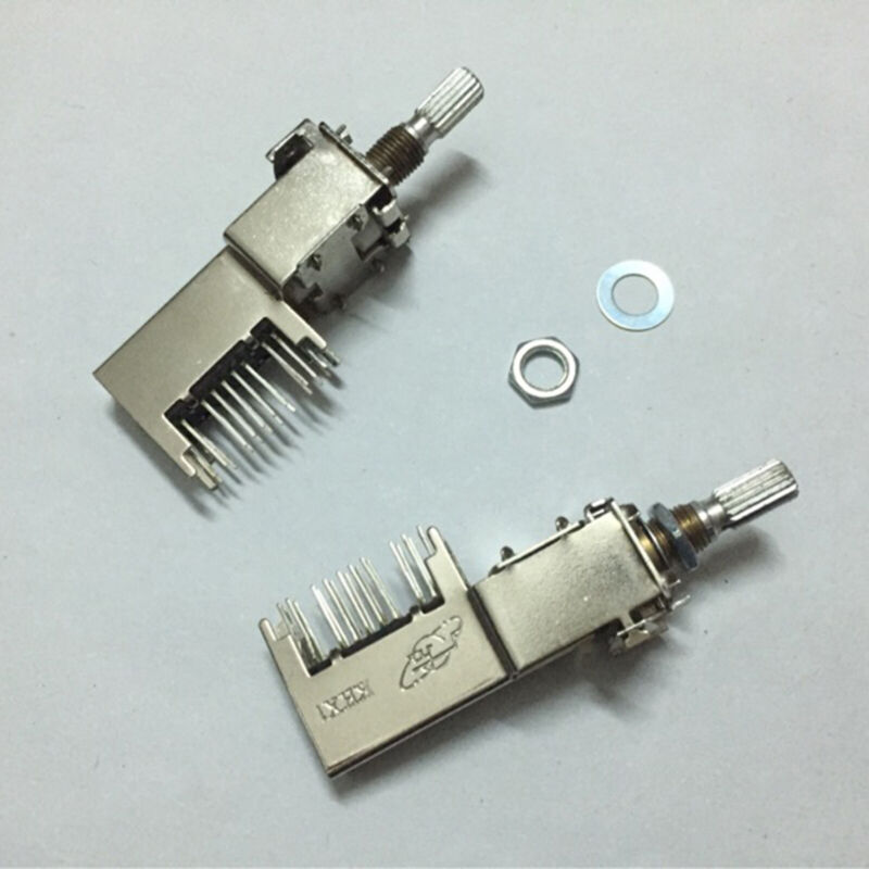Band Switch Gears Audio Switch for Rotating Gear Selection Amplifier Audio