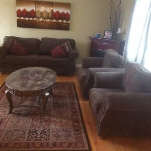 3 Piece Couch/Sofa Set