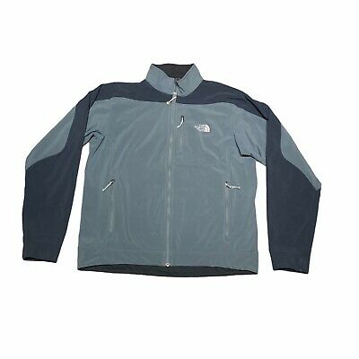 The North Face Apex Jacket Mens Size Large Blue