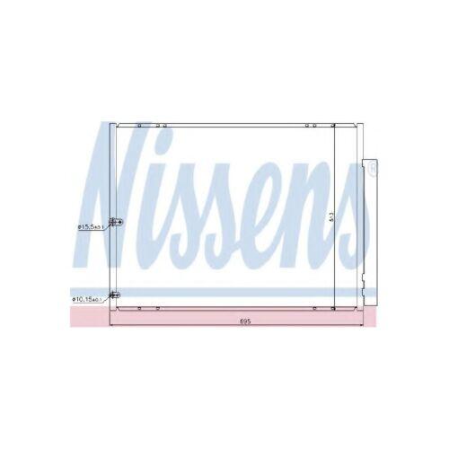 Genuine Nissens A/C Air Con Condenser - 940297